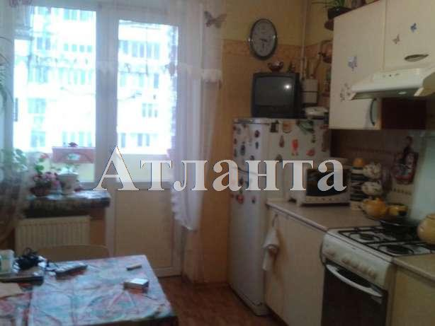 Продается 1-комнатная квартира в новострое на ул. Академика Вильямса — 50 000 у.е. (фото №5)