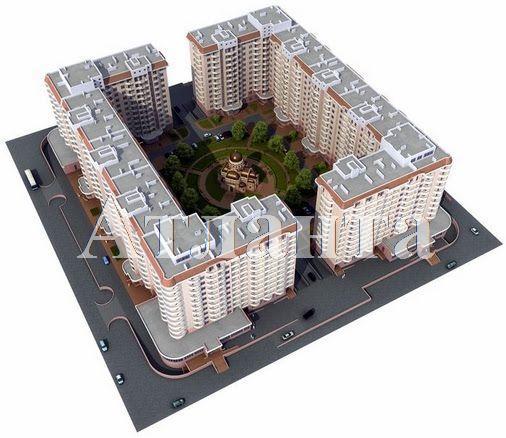 Продается 1-комнатная квартира в новострое на ул. Малиновского Марш. — 27 500 у.е. (фото №3)