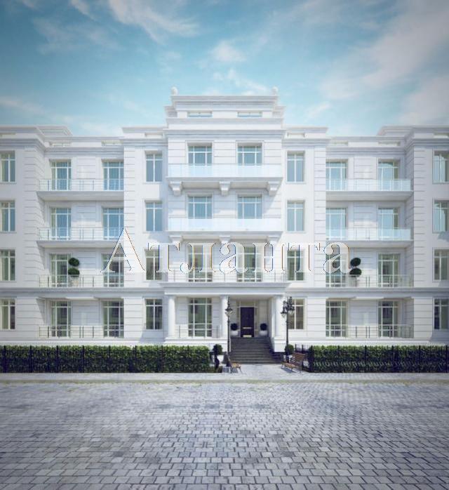 Продается 3-комнатная квартира в новострое на ул. Фонтанская Дор. — 171 000 у.е.