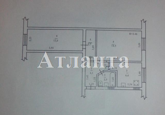 Продается 2-комнатная квартира на ул. Петрова Ген. — 28 000 у.е. (фото №10)
