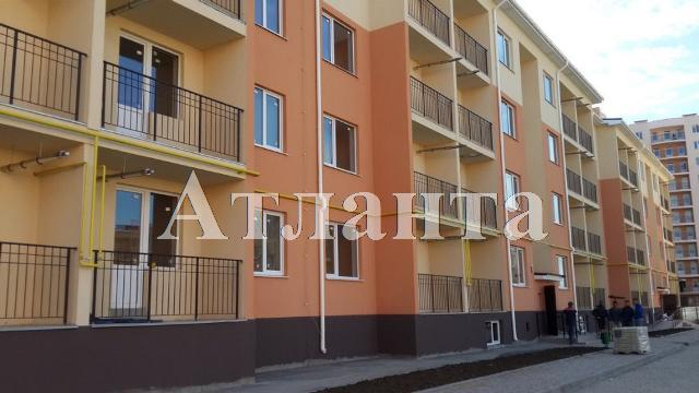 Продается 1-комнатная квартира в новострое на ул. Проездная — 23 000 у.е.