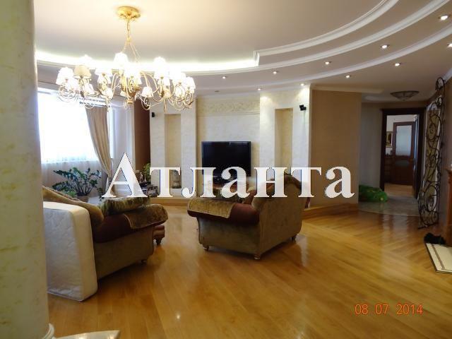 Продается 3-комнатная квартира в новострое на ул. Педагогический Пер. — 370 000 у.е.