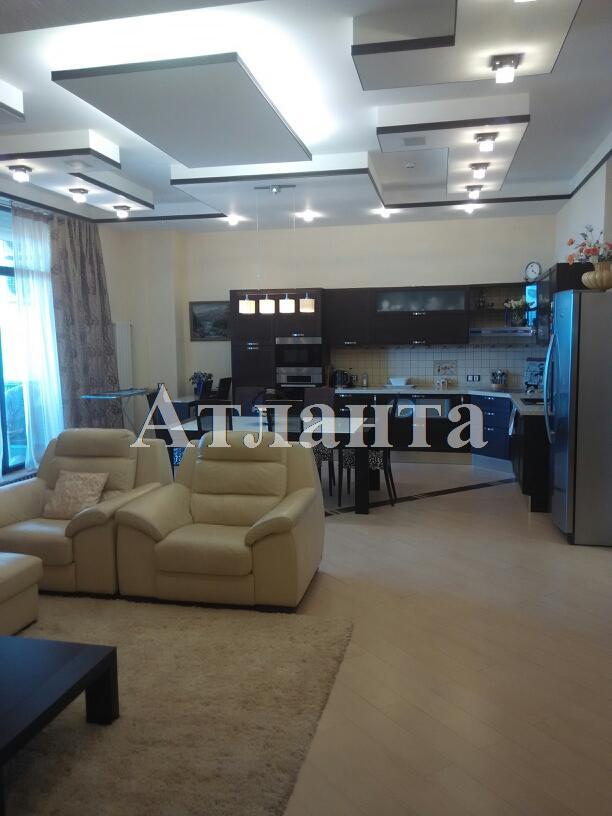 Продается 3-комнатная квартира в новострое на ул. Гагаринское Плато — 500 000 у.е.
