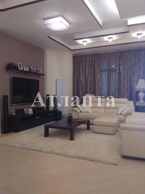Продается 3-комнатная квартира в новострое на ул. Гагаринское Плато — 500 000 у.е. (фото №2)