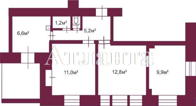 Продается 3-комнатная квартира на ул. Маяковского — 72 000 у.е. (фото №14)