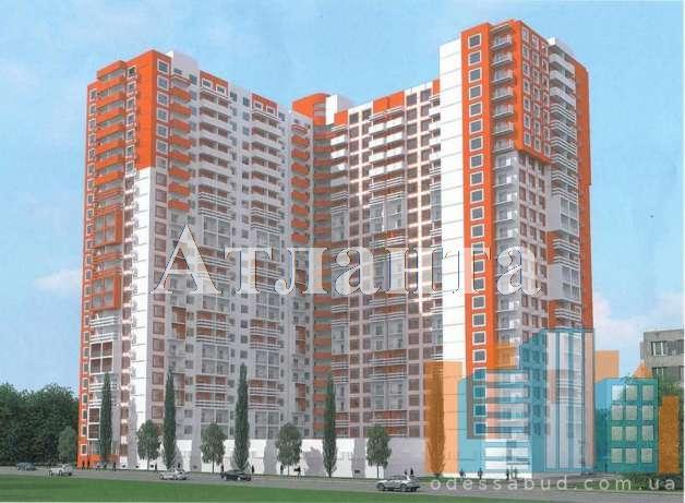 Продается 1-комнатная квартира в новострое на ул. Среднефонтанская — 41 000 у.е.