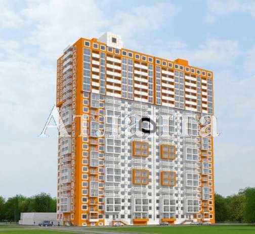 Продается 1-комнатная квартира в новострое на ул. Среднефонтанская — 41 000 у.е. (фото №2)