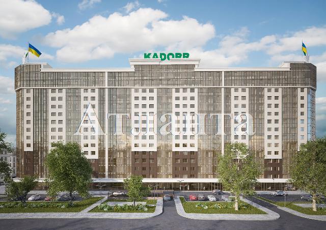 Продается 1-комнатная квартира в новострое на ул. Фонтанская Дор. — 38 500 у.е.