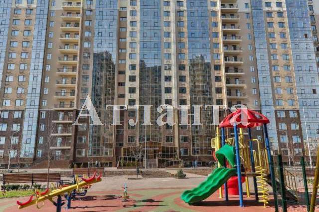 Продается 2-комнатная квартира в новострое на ул. Жемчужная — 54 000 у.е.