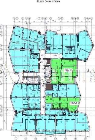 Продается 3-комнатная квартира в новострое на ул. Удельный Пер. — 142 800 у.е. (фото №3)