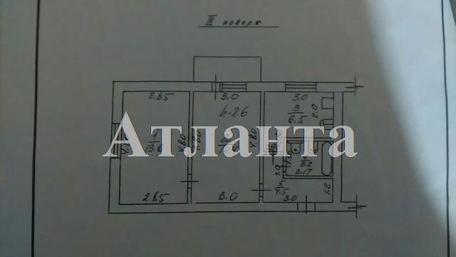 Продается 2-комнатная квартира на ул. Ботанический Пер. — 43 000 у.е. (фото №6)