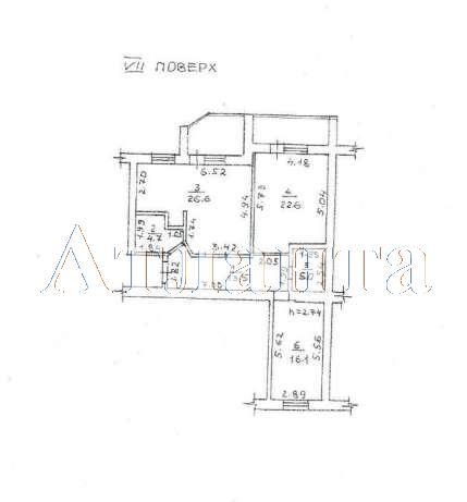 Продается 3-комнатная квартира на ул. Костанди — 135 000 у.е. (фото №12)