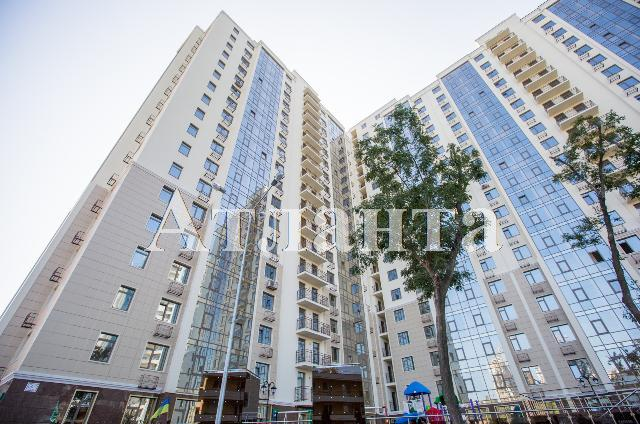 Продается 2-комнатная квартира в новострое на ул. Гагаринское Плато — 115 000 у.е. (фото №2)