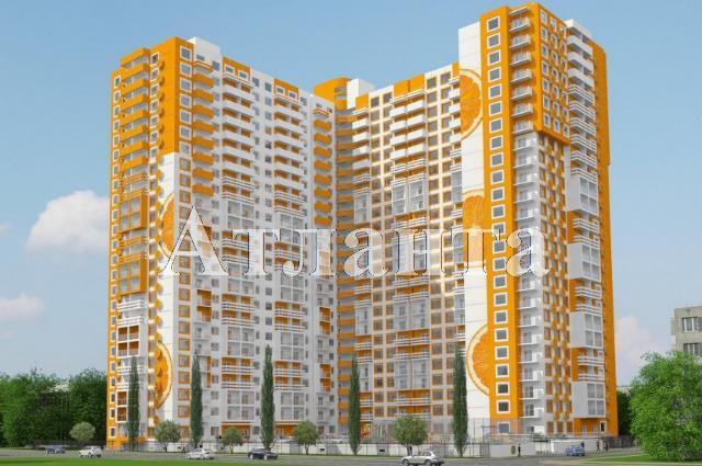 Продается 1-комнатная квартира в новострое на ул. Среднефонтанская — 39 100 у.е.