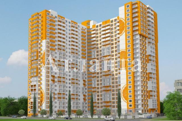 Продается 1-комнатная квартира в новострое на ул. Среднефонтанская — 40 000 у.е.