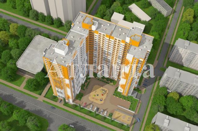 Продается 1-комнатная квартира в новострое на ул. Среднефонтанская — 40 000 у.е. (фото №2)
