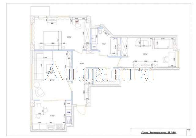 Продается 3-комнатная квартира в новострое на ул. Героев Сталинграда — 65 000 у.е. (фото №6)