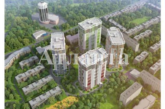 Продается 1-комнатная квартира в новострое на ул. Гагарина Пр. — 38 000 у.е.