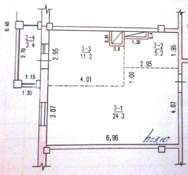 Продается 1-комнатная квартира на ул. Греческая — 29 000 у.е. (фото №2)