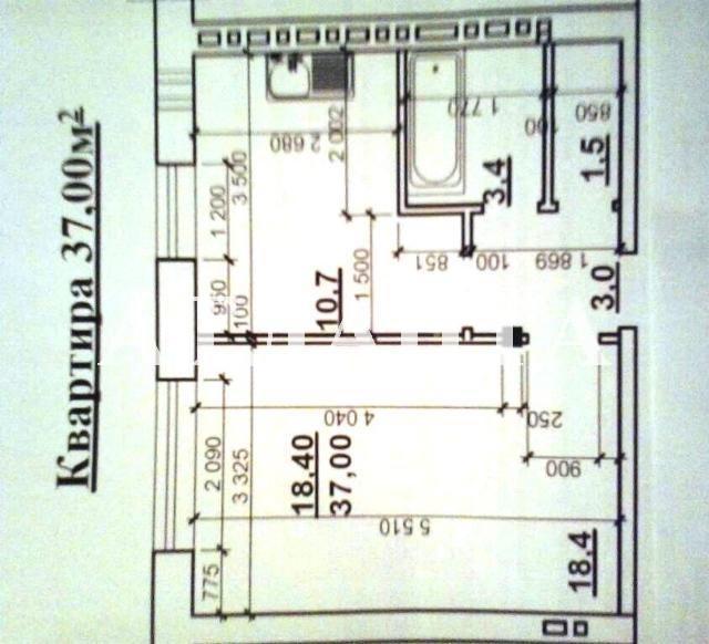 Продается 1-комнатная квартира на ул. Центральная — 16 000 у.е. (фото №9)