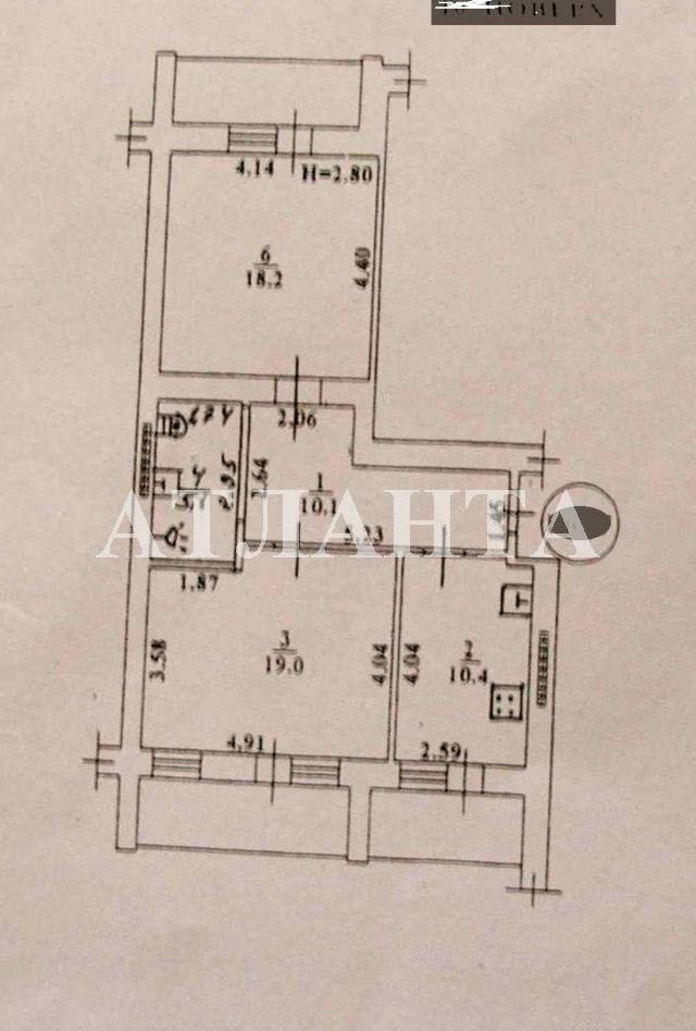 Продается 2-комнатная квартира на ул. Сахарова — 55 000 у.е. (фото №9)