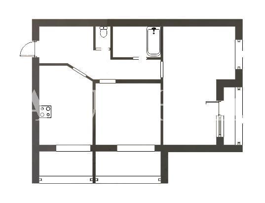 Продается 2-комнатная квартира на ул. Днепропетр. Дор. — 50 000 у.е. (фото №8)