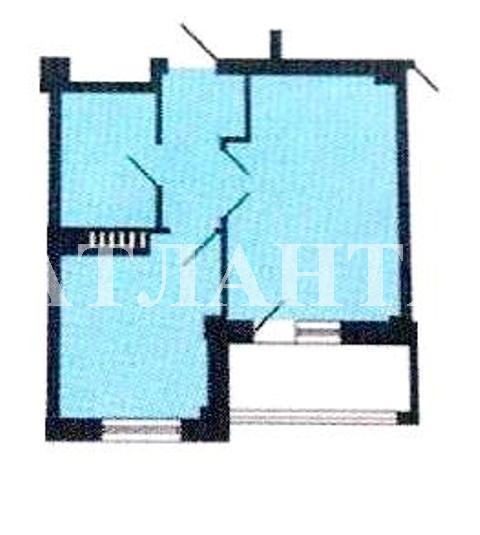 Продается 1-комнатная квартира в новострое на ул. Бочарова Ген. — 33 500 у.е. (фото №2)