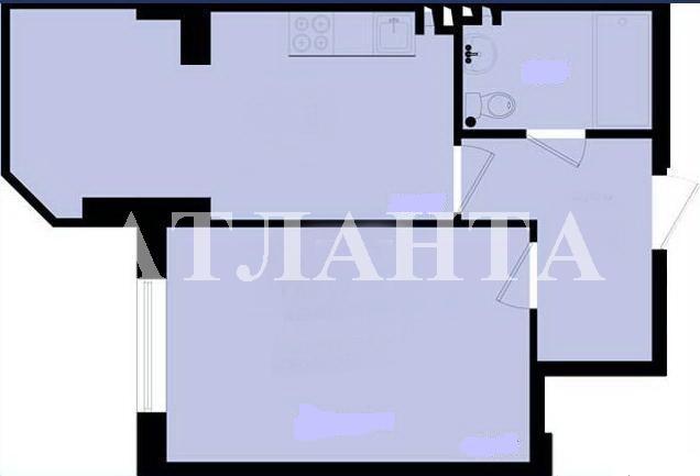 Продается 1-комнатная квартира на ул. Николаевская — 27 900 у.е. (фото №3)