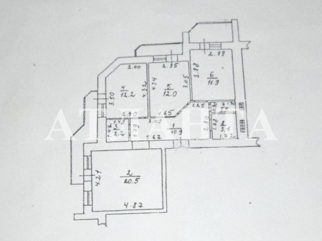 Продается 3-комнатная квартира на ул. Марсельская — 58 000 у.е. (фото №18)