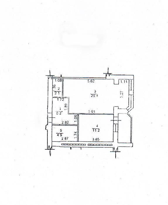 Продается 1-комнатная квартира на ул. Сахарова — 29 900 у.е. (фото №3)