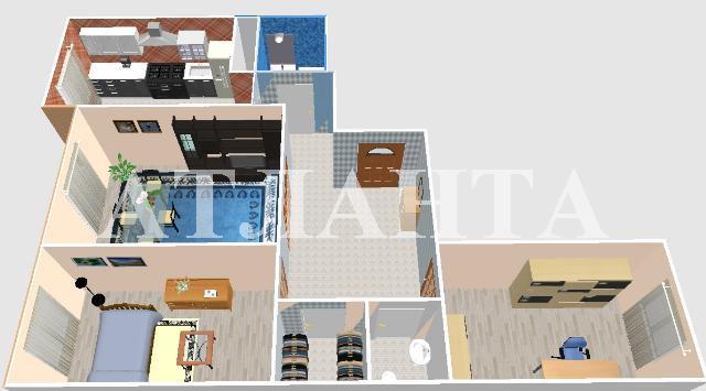 Продается 3-комнатная квартира на ул. Школьная — 48 000 у.е.