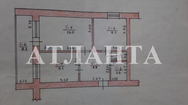 Продается 2-комнатная квартира на ул. Центральная — 28 000 у.е. (фото №12)