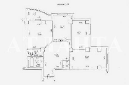 Продается 3-комнатная квартира на ул. Бочарова Ген. — 49 000 у.е. (фото №8)