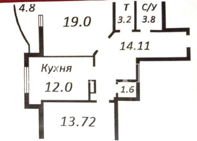 Продается 2-комнатная квартира в новострое на ул. Бочарова Ген. — 48 000 у.е. (фото №2)