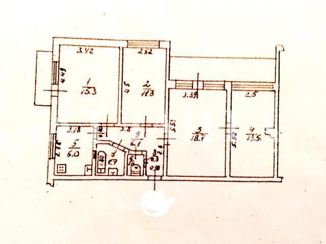 Продается 4-комнатная квартира на ул. Героев Сталинграда — 42 000 у.е. (фото №13)
