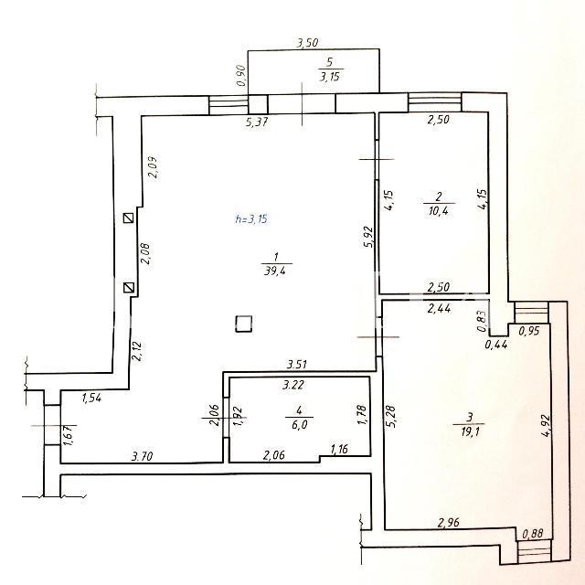 Продается 2-комнатная квартира на ул. Софиевская — 98 000 у.е. (фото №11)