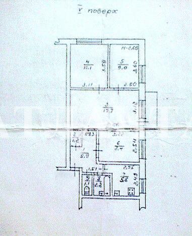 Продается 4-комнатная квартира на ул. Проспект Добровольского — 33 000 у.е.