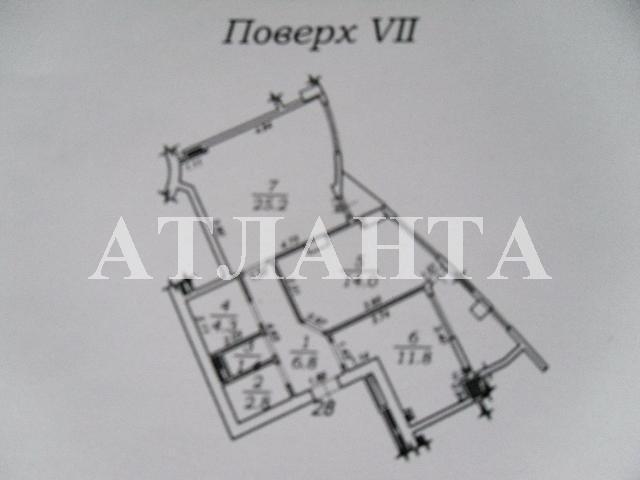 Продается 2-комнатная квартира на ул. Героев Сталинграда — 54 000 у.е. (фото №8)