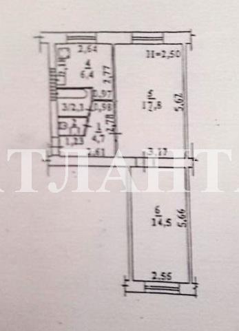 Продается 2-комнатная квартира на ул. Проспект Добровольского — 30 000 у.е. (фото №10)