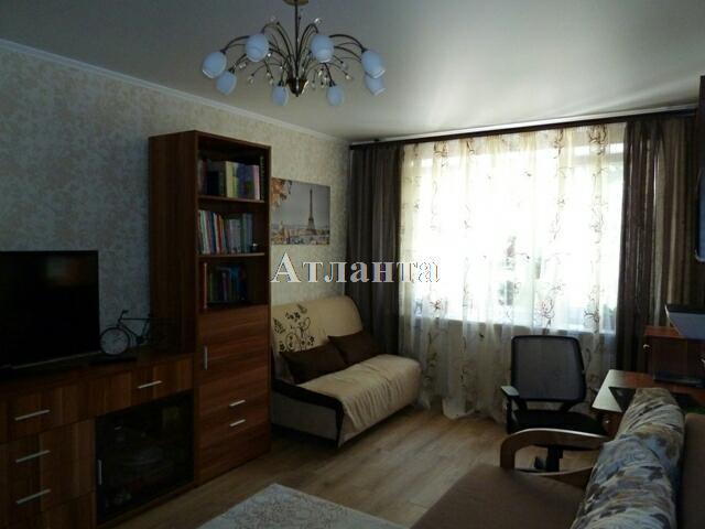 Продается 3-комнатная квартира на ул. Рабина Ицхака — 51 000 у.е.