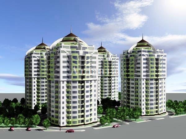 Продается 2-комнатная квартира в новострое на ул. Люстдорфская Дорога — 50 000 у.е.