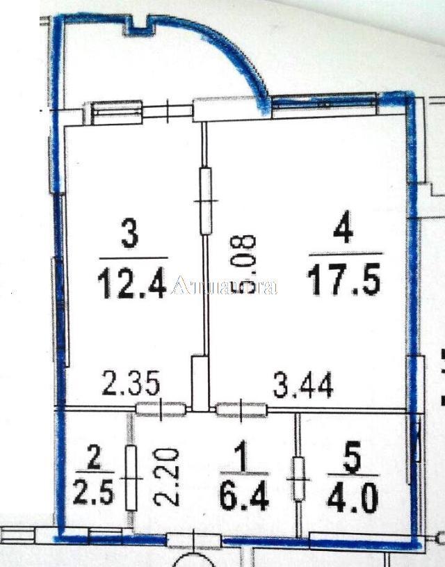 Продается 1-комнатная квартира на ул. Малиновского Марш. — 38 000 у.е.