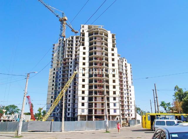 Продается 1-комнатная квартира в новострое на ул. Фонтанская Дор. — 28 000 у.е.