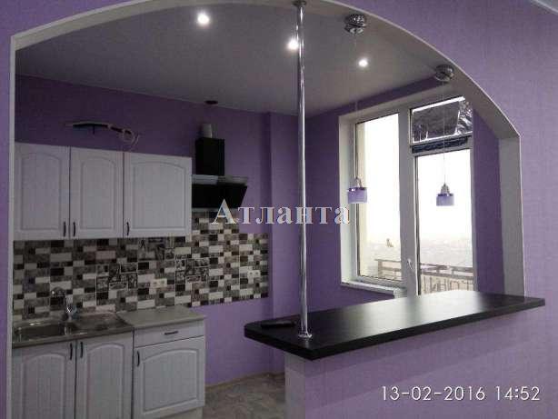 Продается 1-комнатная квартира на ул. Жемчужная — 40 000 у.е.