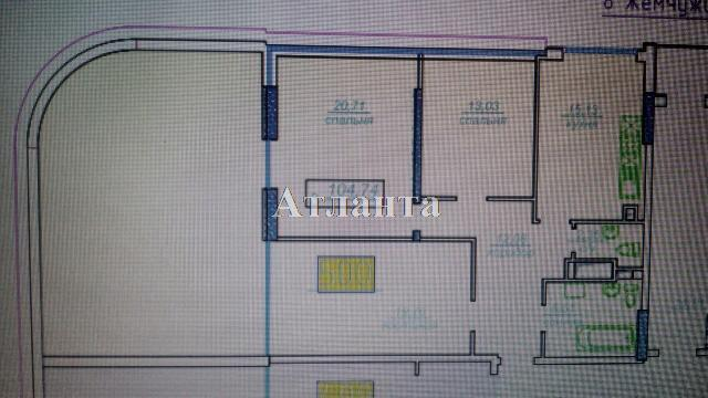 Продается 3-комнатная квартира в новострое на ул. Французский Бул. — 245 000 у.е.