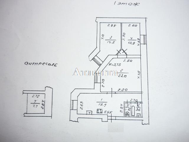 Продается 3-комнатная квартира на ул. Нежинская — 78 000 у.е. (фото №14)