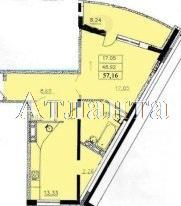 Продается 1-комнатная квартира в новострое на ул. Руставели Шота — 32 000 у.е.