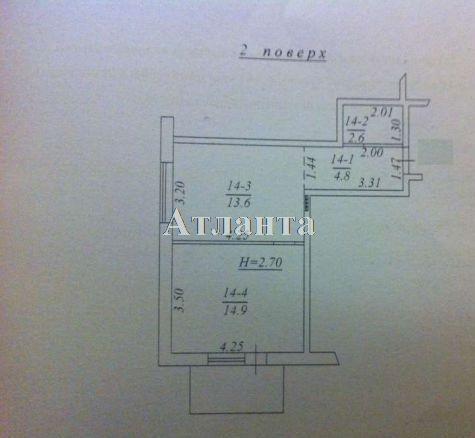 Продается 1-комнатная квартира на ул. Кордонная — 29 000 у.е.