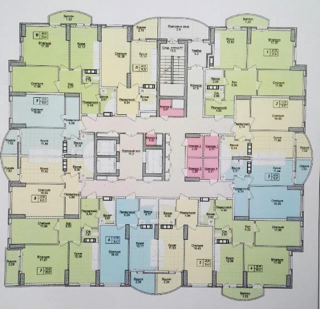 Продается 1-комнатная квартира в новострое на ул. Жаботинского — 26 000 у.е.