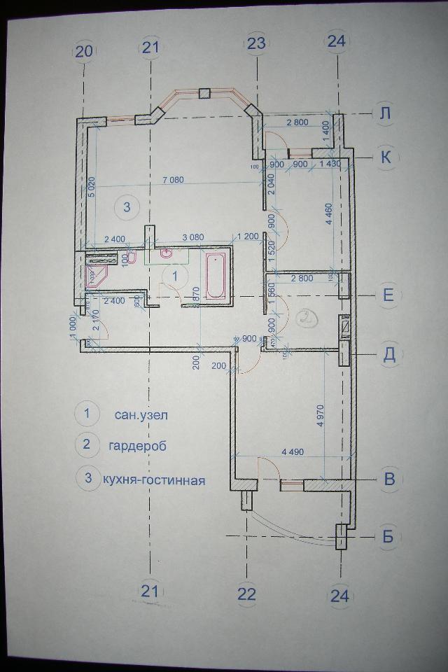 Продается 3-комнатная квартира в новострое на ул. Маршала Говорова — 100 000 у.е. (фото №12)